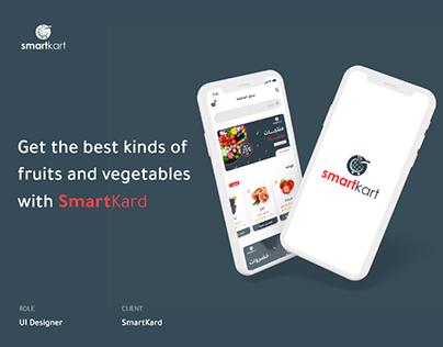 Fruit mobile app UI | UX
