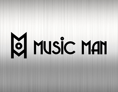 Music Man - Redesign Identidade Visual