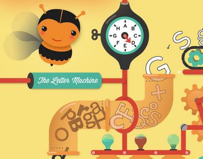 Little Bee's ABC