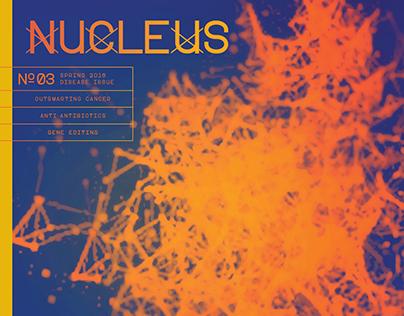 NUCLEUS magazine
