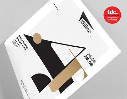 Taratsa iff: Typographic poster series