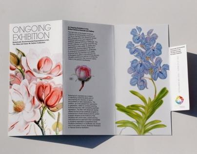 Branding Redesign for the New York Botanical Gardens