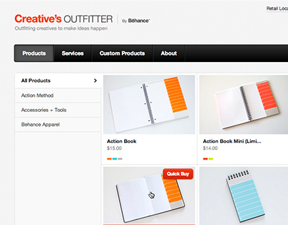 Behance Outfitter