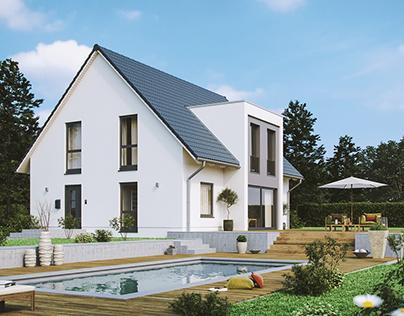 Single Family House 001 - Germany