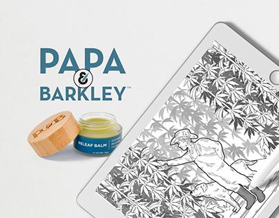 Papa and Barkley animation