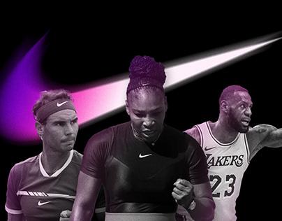 Nike Athletes