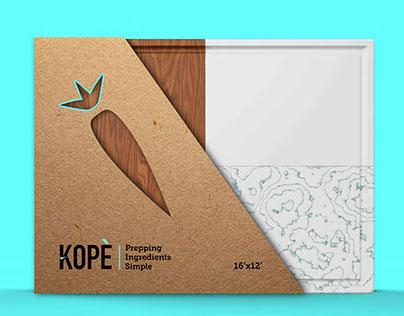 Kopè Sustainable Packaging