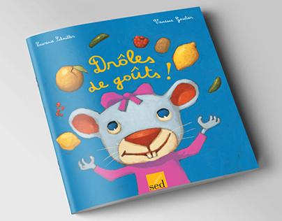 Children's picture books / Book covers