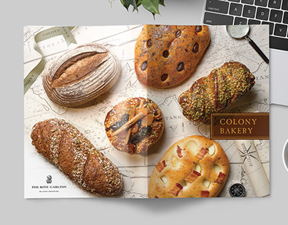 The Ritz Carlton: Colony Bakery