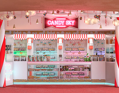 CANDY SKY zone by AIR Studio