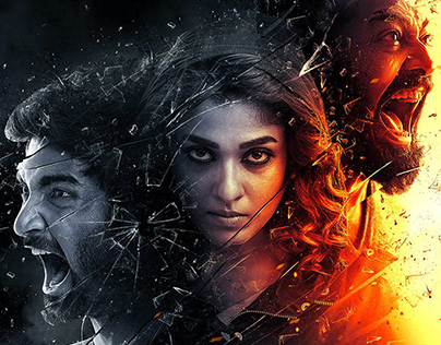 Tamil Movie Poster Design Imaika Nodigal