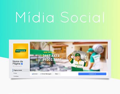 Social Media | Premier Água e Gás