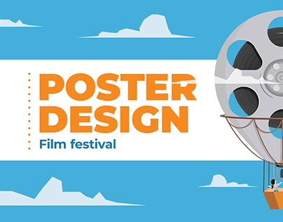 FRAJDA - film festival movie poster