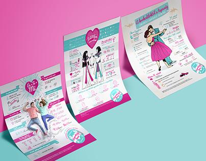 """Ragaszkodj hozzá!"" campaign infographics"
