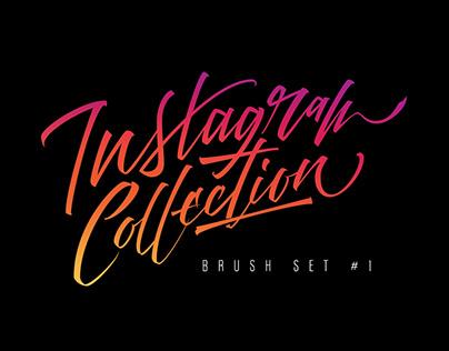 Instagram Collection Brush Set #1