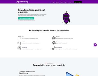 Joy Marketing - Site