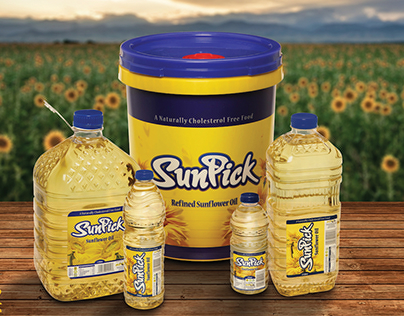 Sunpick Sunflower Cooking Oil (ASOR)