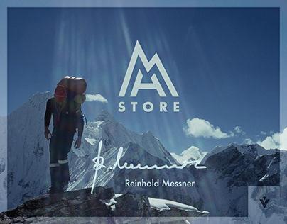 Reinhold Messner - Official Onlinestore