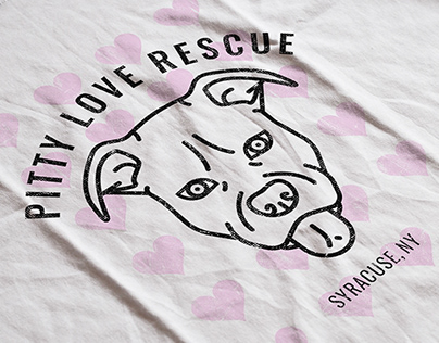 Pitty Love Rescue T-Shirt