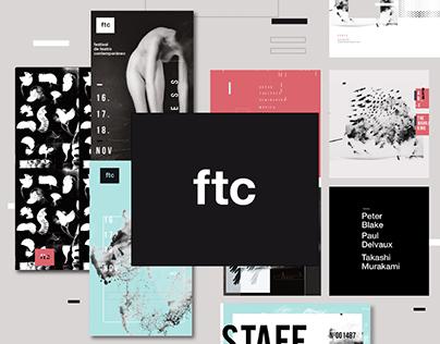 Ftc - Festival de Teatro Contemporáneo