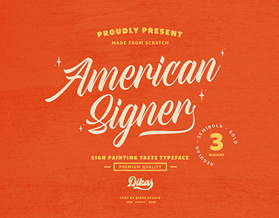 American Signer - FREE PERSONAL USE