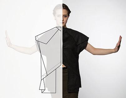 RORGAMI - Kleidung ohne Schnittmuster