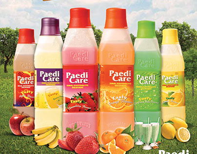 Paedi Care Fruity Flavors Ka Maza!
