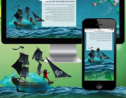Neverland Website