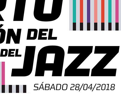 Poster | Concierto Día Internacional del Jazz