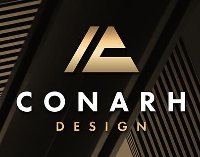 CONARH - Brand Identity