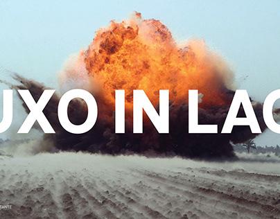 UXO in Laos [Thesis]