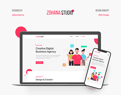 Zohana Creative Agency
