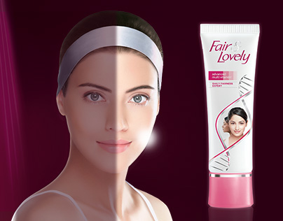 Fair & Lovely Microsite & Facebook Application