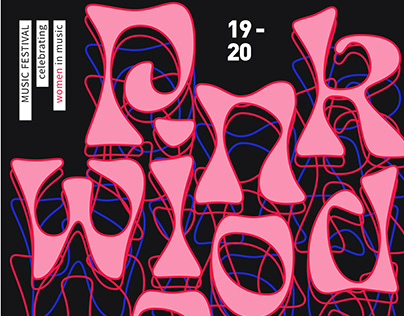 Pinkwood | poster design