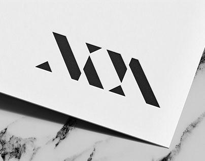 NOA Design + Construction Branding