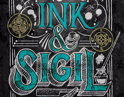 Ink & Sigil, by Kevin Hearne