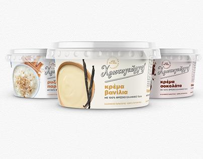 Christogeorgos | Dairy Products