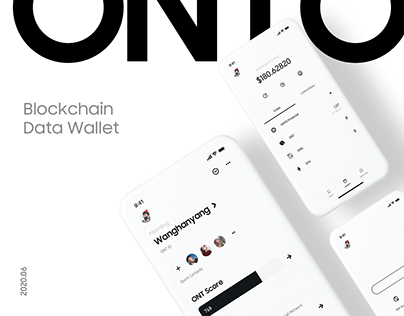 ONTO 3.0 - Ontology Blockchain Data Wallet