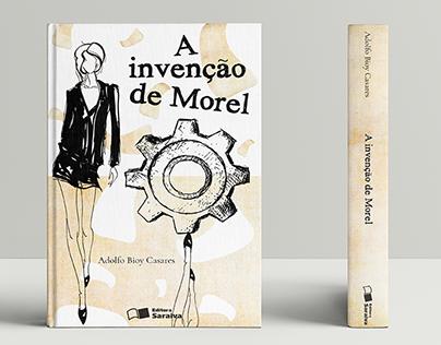 A invenção de Morel | Capa de livro