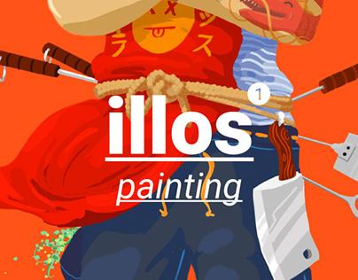 illos - painting
