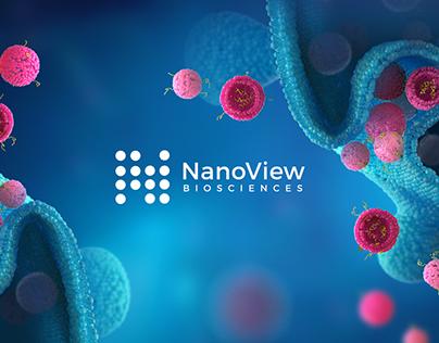 NanoView Bioscience | branded medical illustrations