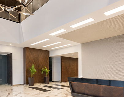 Centum Investments Office Interiors - Two Rivers Mall