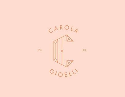 Carola Gioielli — Branding