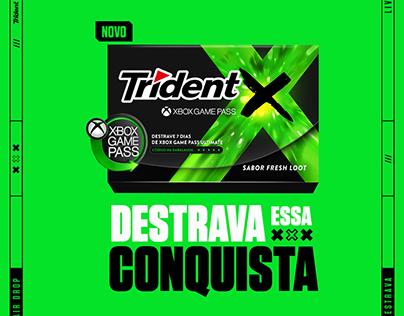 Trident | Destratava Essa Conquista