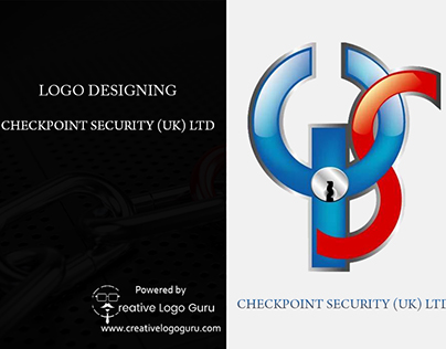 Logo Designing Project CHECKPOINT SECURITY (UK) LTD