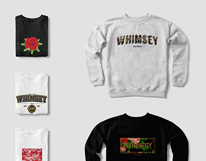 Whimsey Casual: Aesthetic Collection Branding