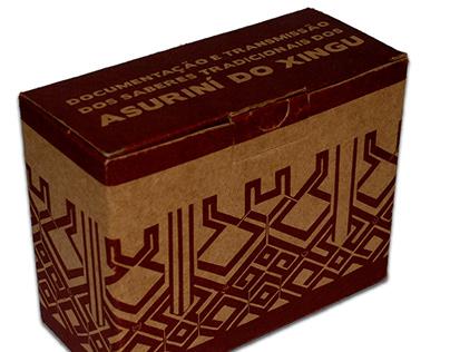Embalagem, Cartaz, Flyer, relatório, CD, CD-ROM, DVD