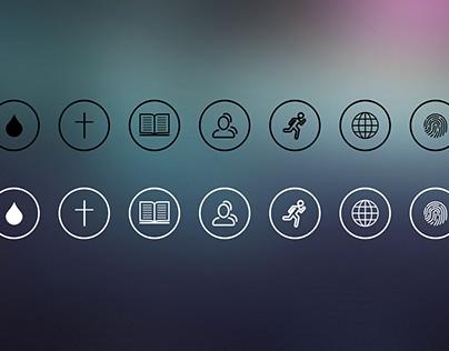 NextGen Series Icon Set