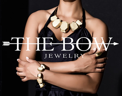 Art Direction for The Bow Jewelry - CANADA