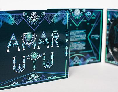 Amar Utu // Cover Design
